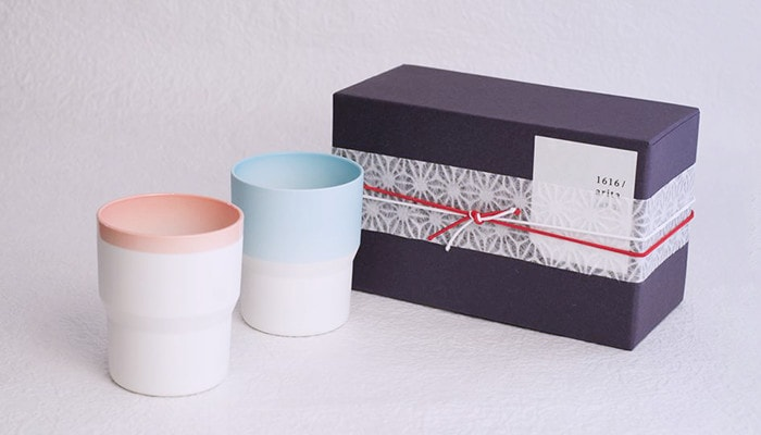 exclusive box for pair mugs