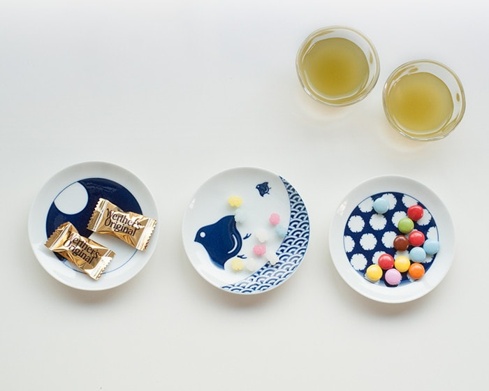 ARITA JEWEL plates can be accessory trays