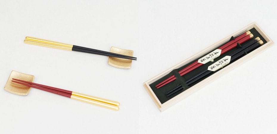 Japanese chopsticks gift sets