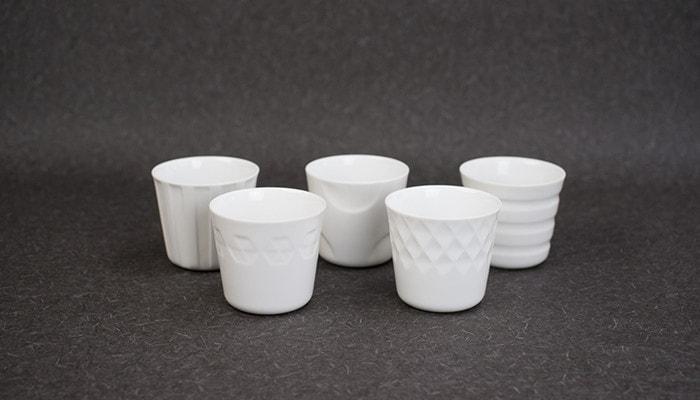 小田陶器のHONOKA5点セット