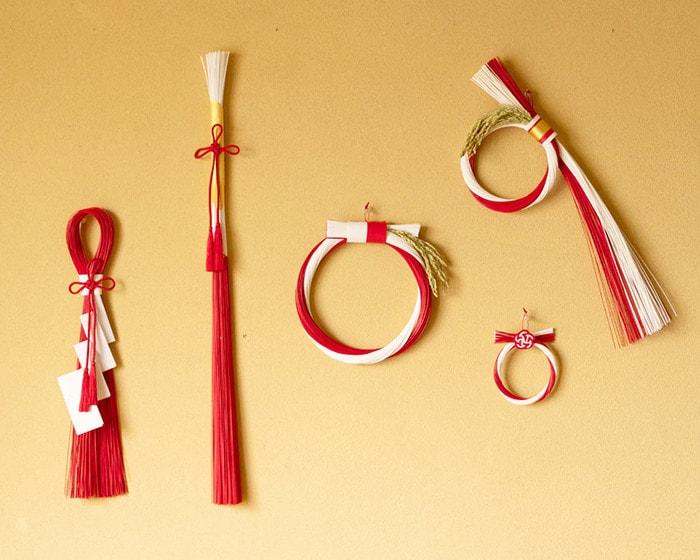 日本デザインストアオリジナルのお正月飾り