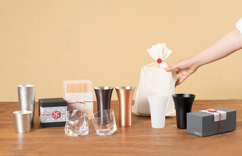 Tumblers' selection as gift recommendation