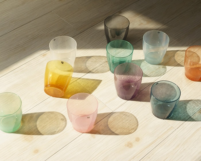 10 colors of solito glasses from fresco