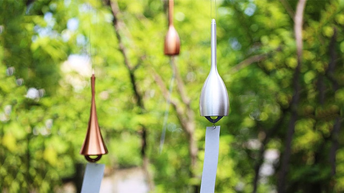 Takaoka copperware, Nousaku brass wind chime