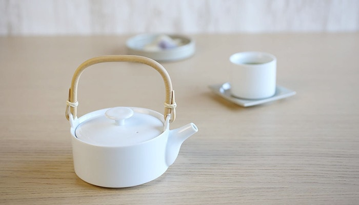 Dobin teapot of SUI series from 224 porcelain
