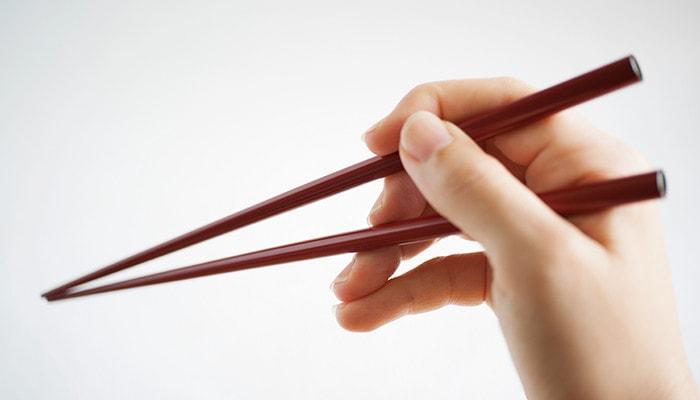 Lacquered chopsticks of Wajima lacquerware from Wajima Kirimoto
