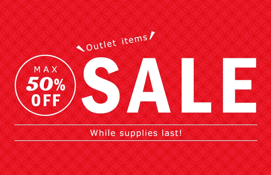 Blow Out SALE of Outlet Items!