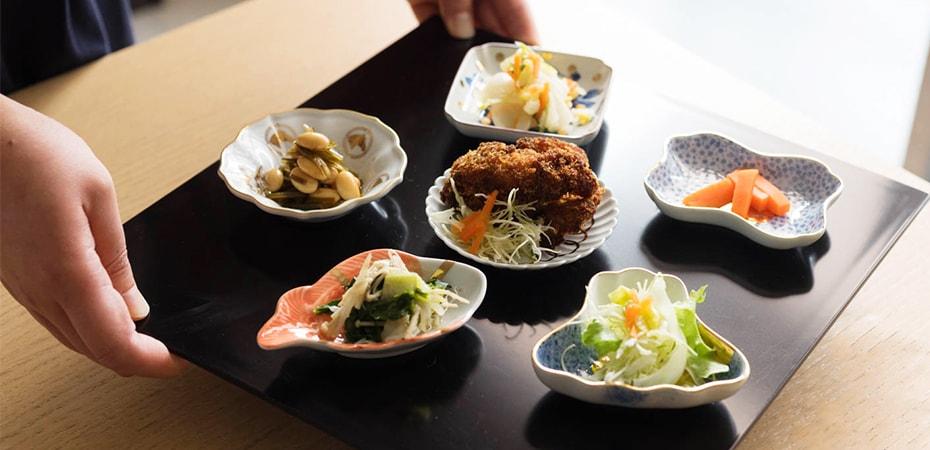 amabro(アマブロ)のMAME おしゃれな豆皿セット