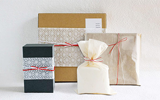 Our gift wrapping service