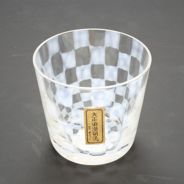 Taisho Roman Glass/ Ichimatsu