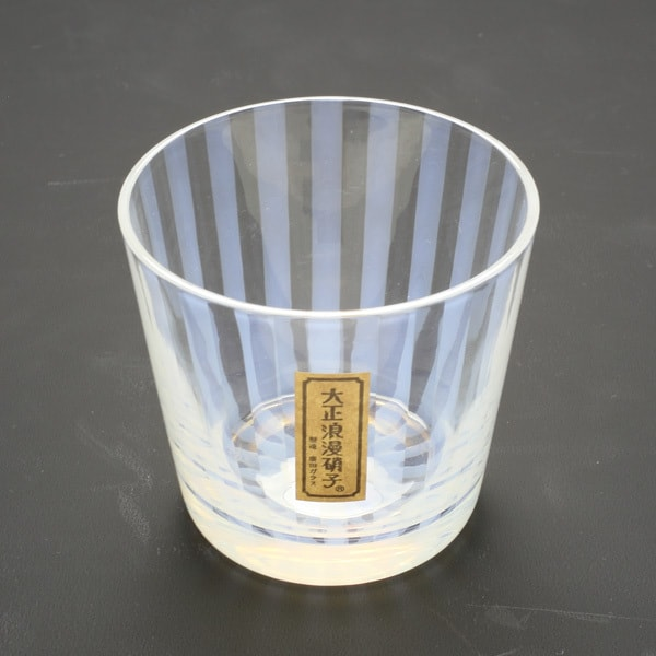 Taisho Roman Glass/ Tokusa
