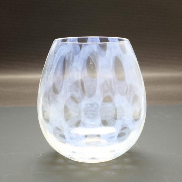 Taisho Roman glasses / Mizutama / Karai Series / Hirota Glass