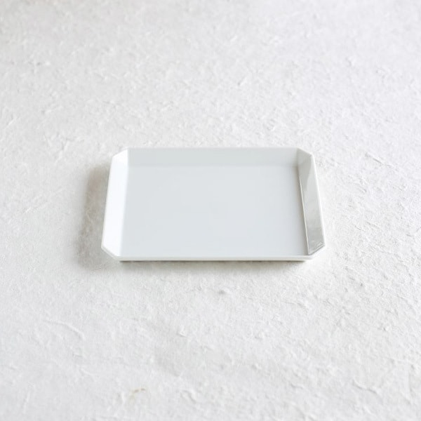 Square Plate/ W165/ TY Series/1616 arita japan