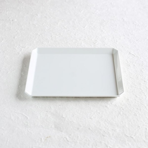 Square Plate/ W200/ TY Series/ 1616 arita japan