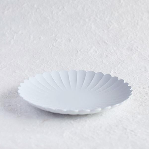 お皿/TYシリーズ Palace Plate 160 TYパレスプレートグレーホワイト/1616 arita japan
