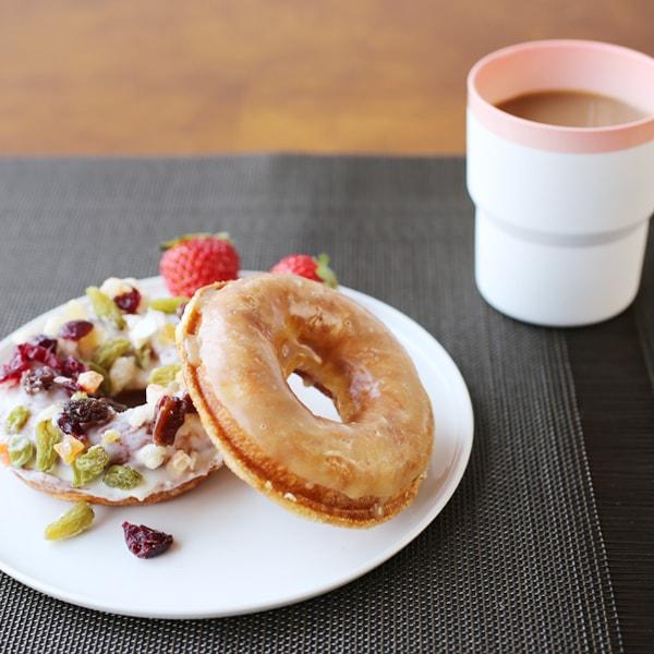 桜色おうちカフェセット ラウンド (お皿/マグカップ)