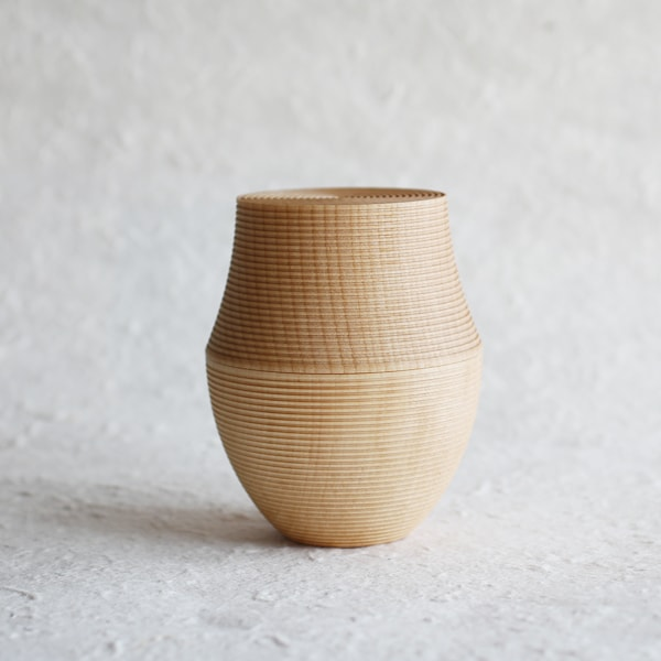 Tea Canister / KAMA / Plain / Karmi Series / Gato Mikio Store