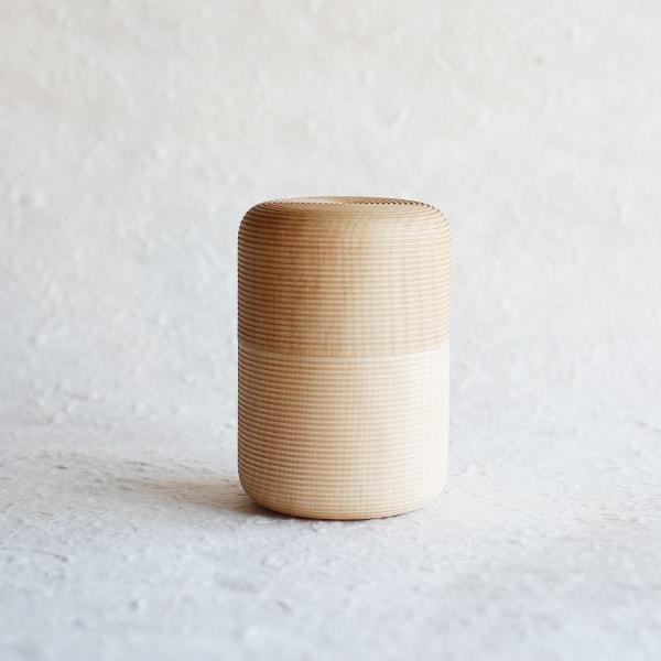 Tea Canister / TAWARA / Plain / Karmi Series / Gato Mikio Store