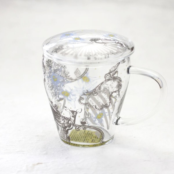 Tea Cup/ Girl's daydream/ Lily/ Tea Mate Series