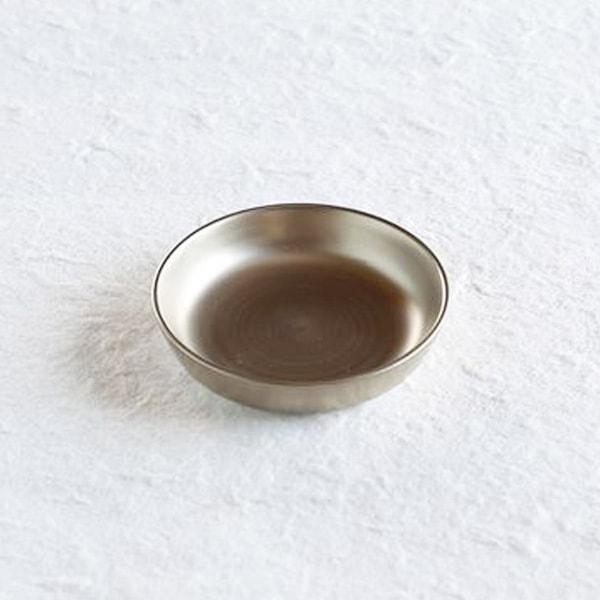 お皿/S&Bシリーズ Deep Plate 78 ゴールド/1616 arita japan
