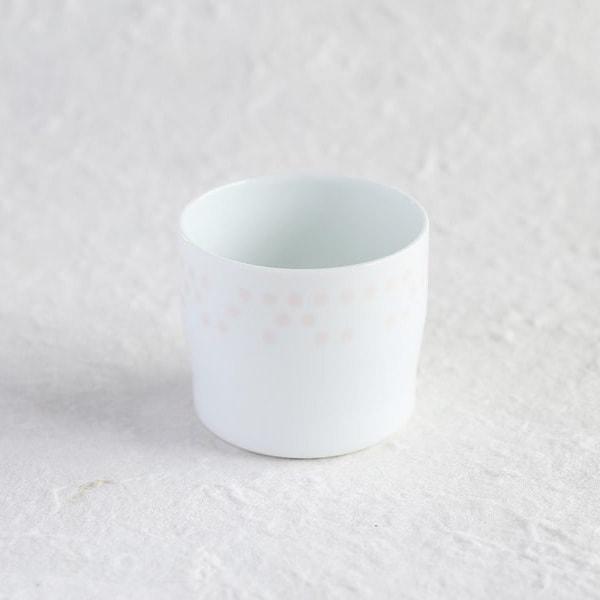エスプレッソカップ/S&Bシリーズ Espresso Cup 水玉 ピンク ホワイト/1616 arita japan