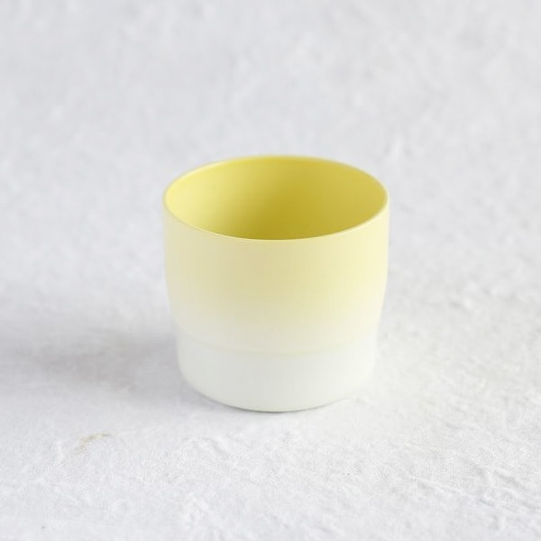 エスプレッソカップ/S&Bシリーズ Espresso Cup イエロー/1616 arita japan