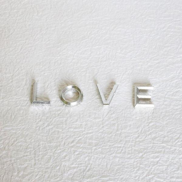 箸置き/LOVE 4ヶセット/能作