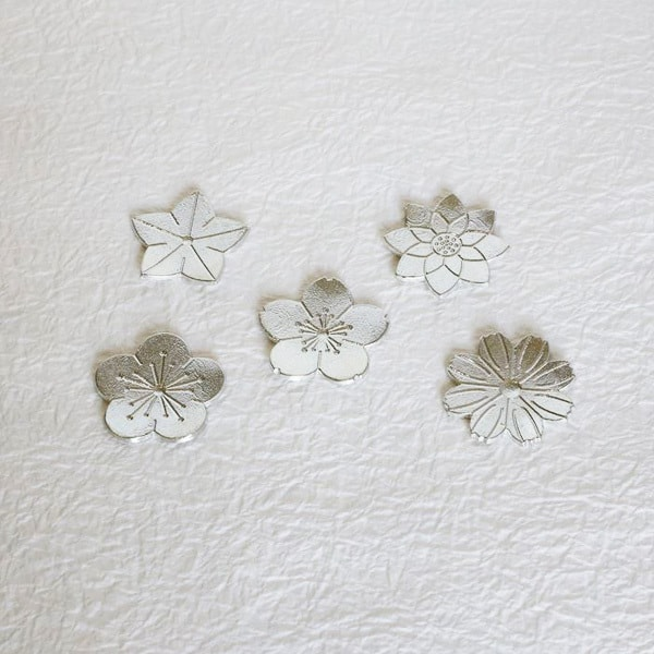 Chopstick Rest set / Flowers / Nousaku