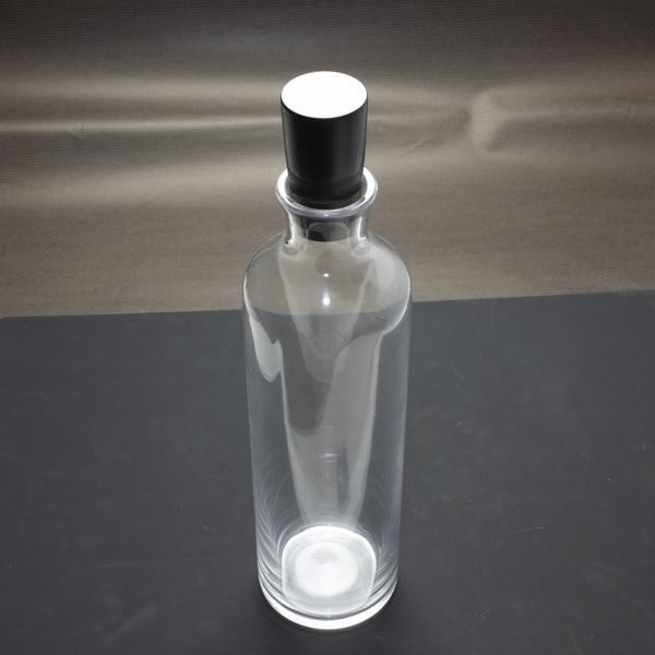 """URUOSHI""Bottle / Edo glass / Hirota glass"