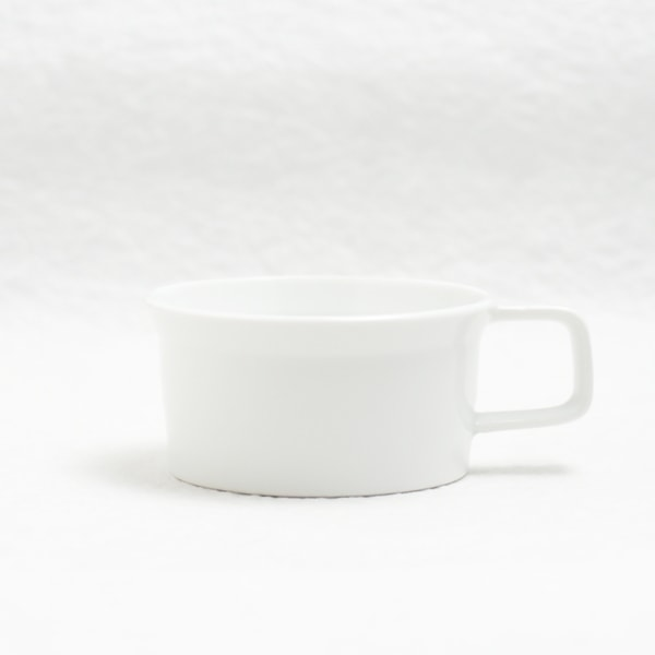 Teacup with Handle / White / TY Series / 1616 arita japan