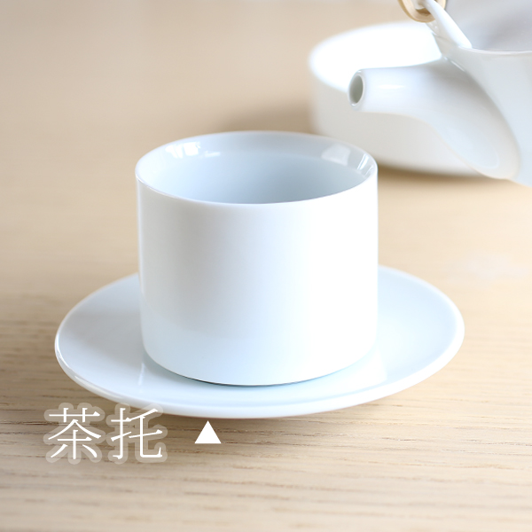 Pair Saucer / SUI series / 224 porcelain
