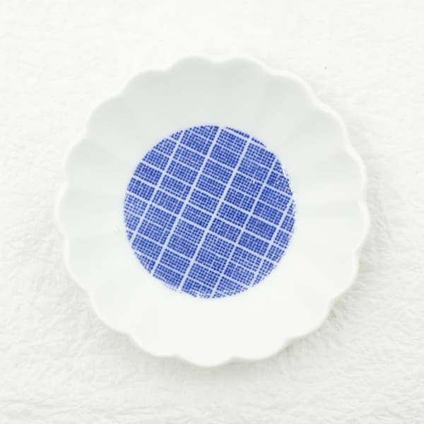 お皿/豆皿 印判 たんぽぽ/東屋