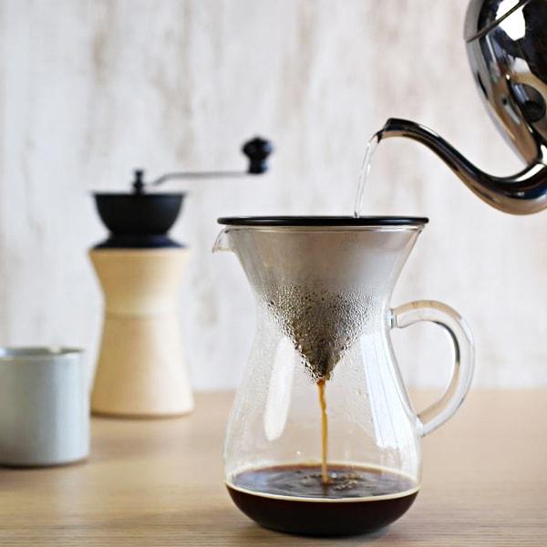【Sold out】スローコーヒースタイル コーヒーカラフェセット 300ml/KINTO(定価¥3500)
