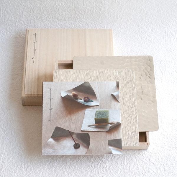 【セット】syouryuすずがみ 13cm2枚セット桐箱入