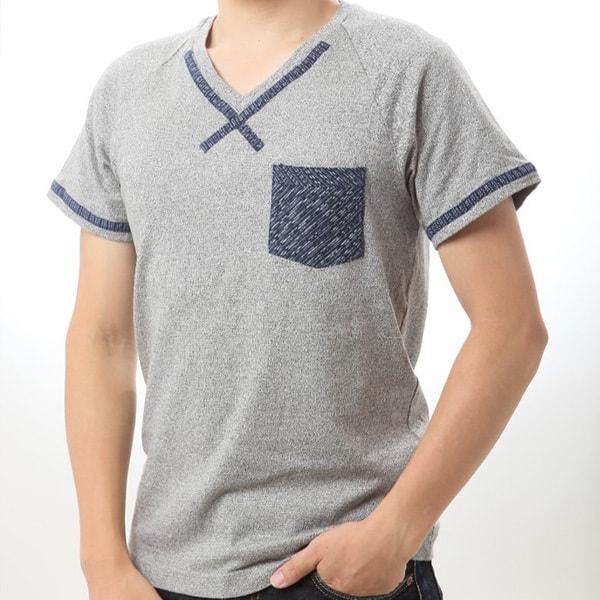 【クリエイターズ】伝統工芸 meets Tシャツ(Classic・グレー)
