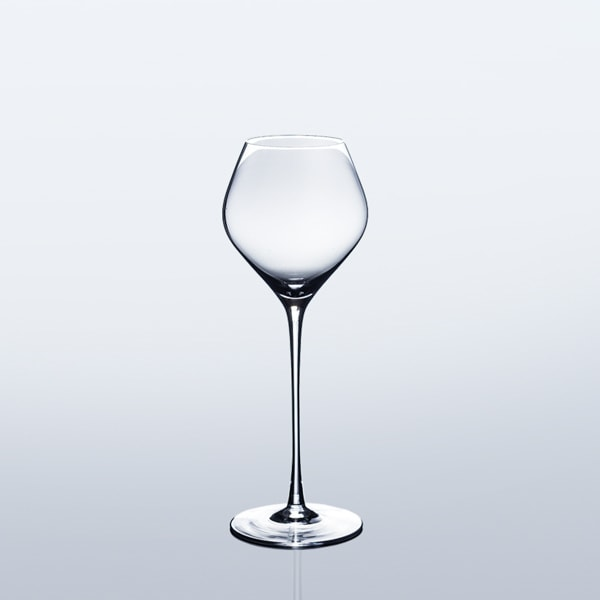 [Wooden box] Eternal Glass / Sake glass / KARAKUCHI / Wired Beans