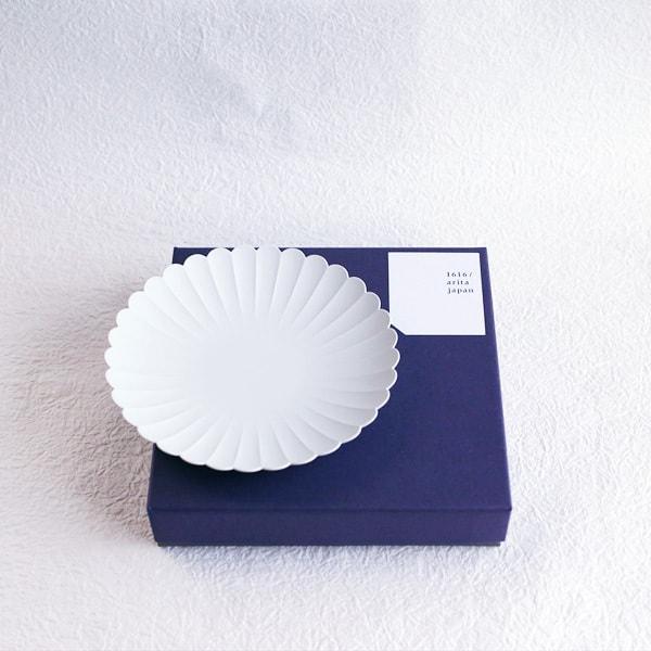 【セット】1616/arita japan TYパレスプレート小1枚 化粧箱入
