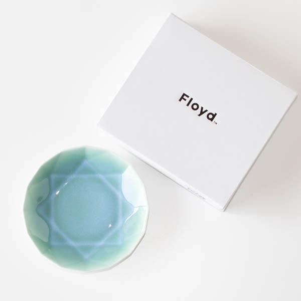 Arita Jewel Round GREEN ラウンドグリーン/Floyd