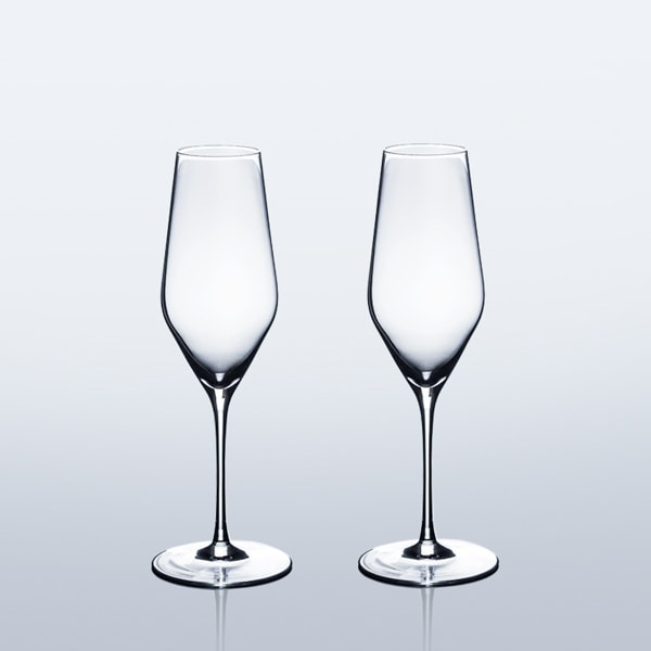 【Set】ETERNAL GLASS/SAKE Glass/UMAKUCHI/GiftBox/WIRED BEANS