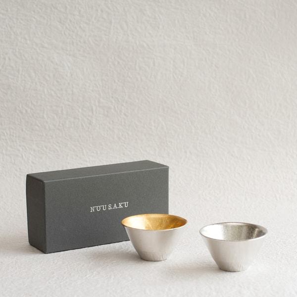 [Set][Exclusive box]Pair KIKI-Ⅱ(Gold & Silver)/ Nousaku