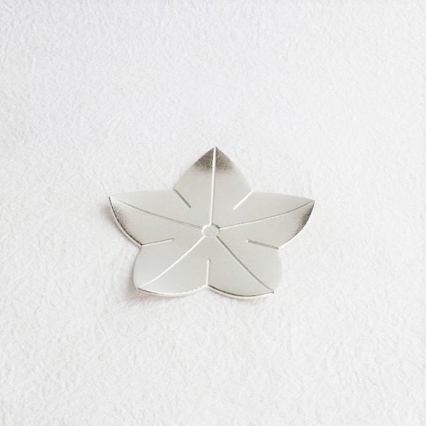 Tin Flower tray / Japanese bellflower / Nousaku