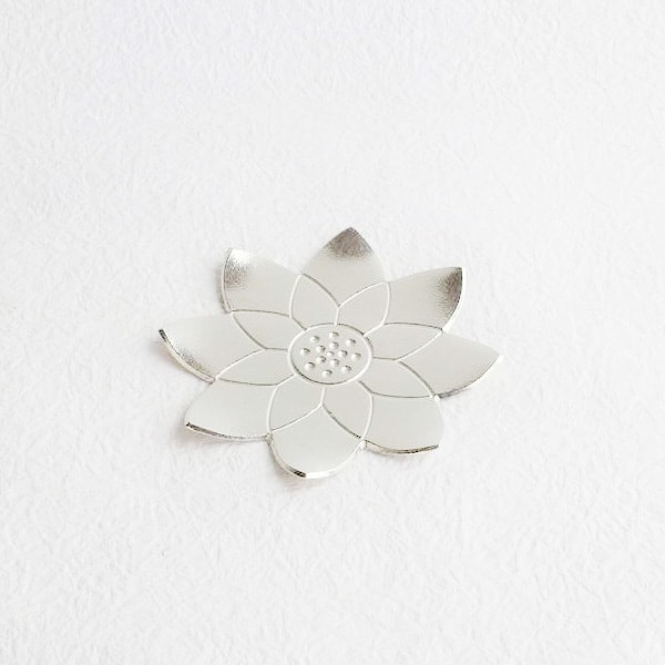 Tin Flower tray/ Hasu/ Nousaku