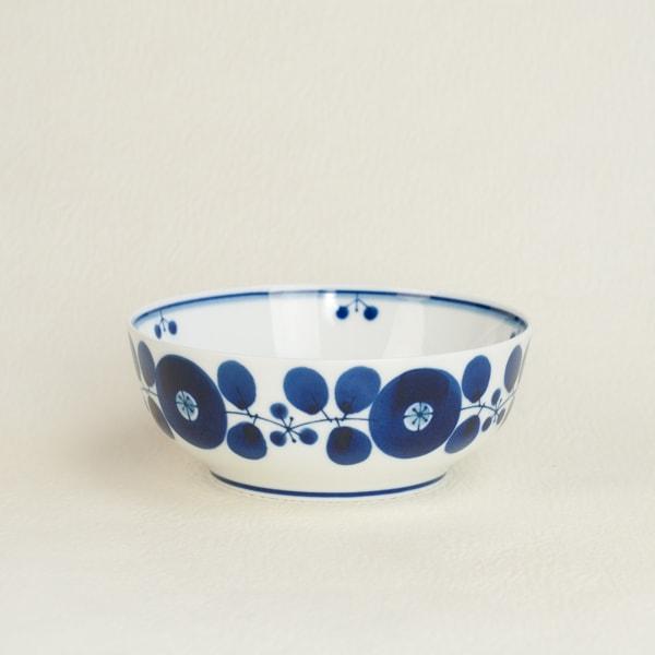 Bowl M / Bloom series / Wreath / Hakusan Toki