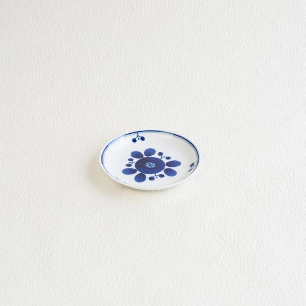 ブルーム ブーケ プレートSS/白山陶器