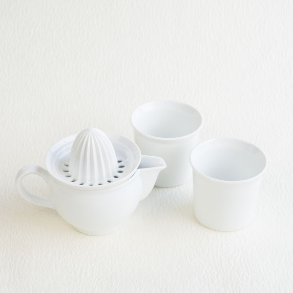 [Set] Squeezer & cups