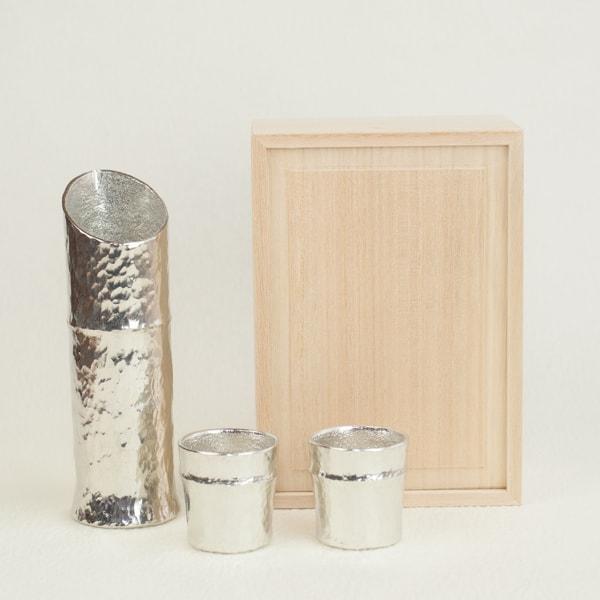 [Set] Sake set / Bamboo / Nousaku