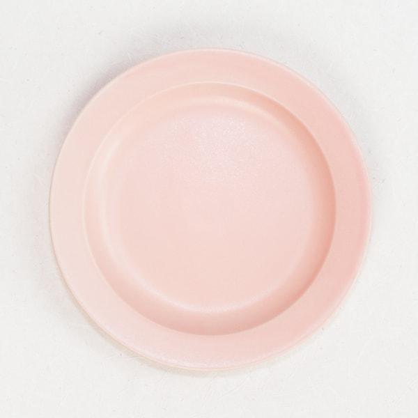 "DAYS / Sara 7"" plate / Pink / SAKUZAN"
