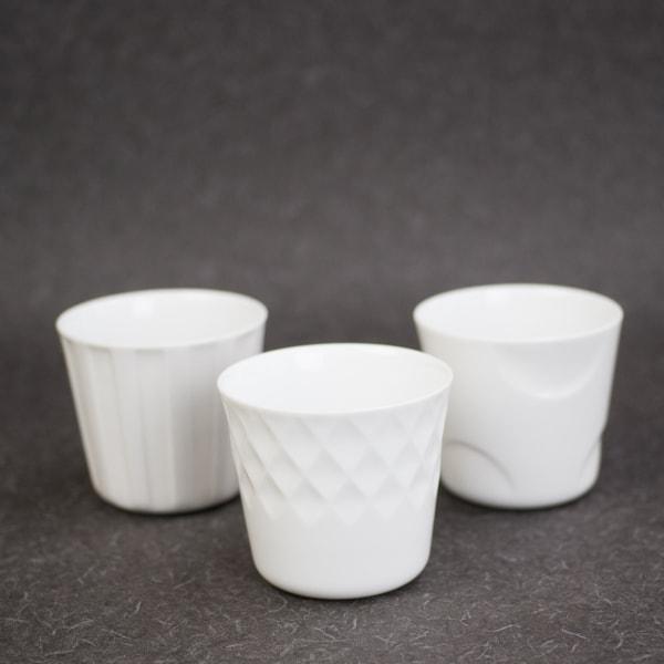 【セット】カップ・コップ/HONOKA 3点セット/小田陶器