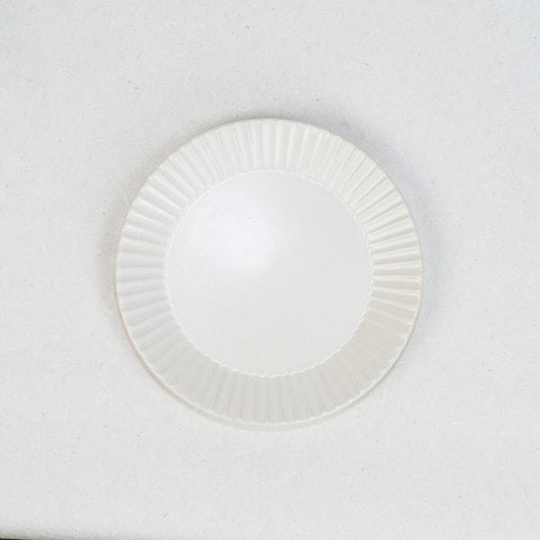 Stripe プレートM ホワイト/SAKUZAN
