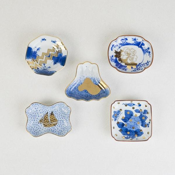 【セット】MAME トラディショナルセット 5枚組 /豆皿/amabro
